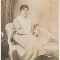 Pino Fleitas Rodríguez (hija del maquinista del conde, Panchito Fleitas)